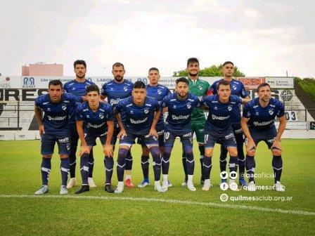 1ra Nacional - Quilmes con Leo González enfrentó a All Boys en Floresta.
