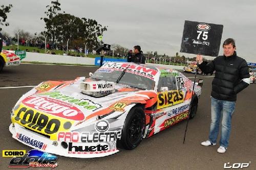 Turismo Carretera - Sergio Alaux se prepara para la competencia de Concepción del Uruguay.