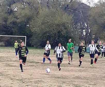 Fútbol Femenino - Las Ranitas pigüenses se quedaron con el Apertura 2019.