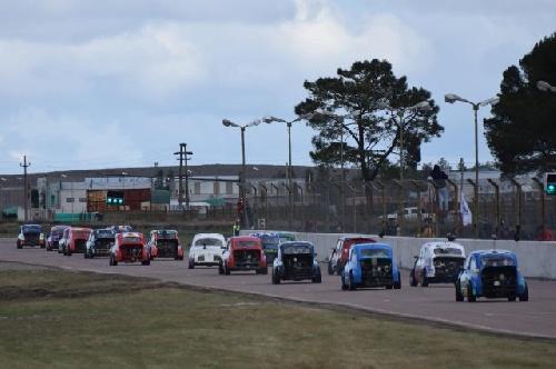 Categorías Zonales - Se viene la primer fecha en el Autódromo Ciudad de Pigüé.