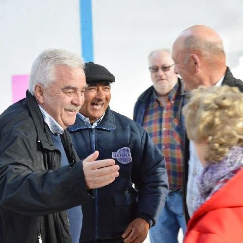 """Hugo Corvatta : """"El último domingo dimos un ejemplo de democracia y de respeto"""""""