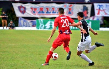 Fútbol Paraguayo - Comenzó el clausura para el equipo de Marcos Litre.