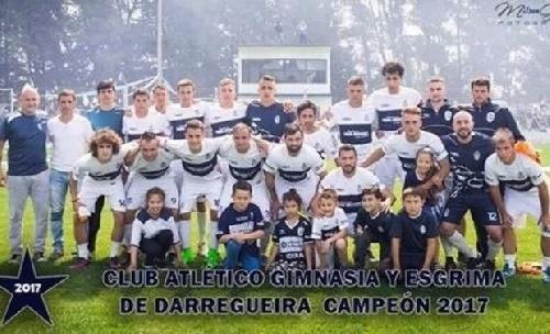 Gimnasia de Darregueira con Fermin Greco se prepara para el Provincial pampeano 2018.