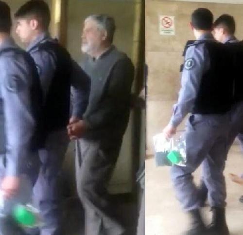 Gendarmería llevó al ex ministro K Julio De Vido