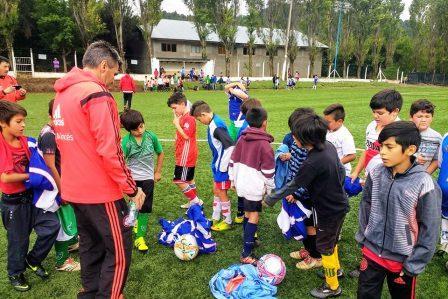 River Plate probará jugadores en las instalaciones del Club Peñarol.