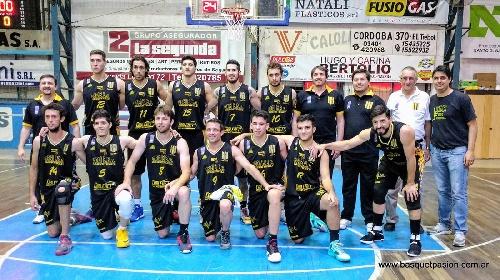 Basquet Santa Fe - Ceci Basquet Club cayó ante Sport Cañadense como visitante - 15 puntos de Biscaychipy.