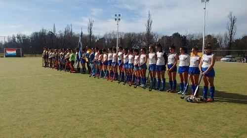 Hockey Femenino - Goleada del Cef 83 ante Boca Juniors en primera división - Club Sarmiento tuvo fecha libre en las menores.