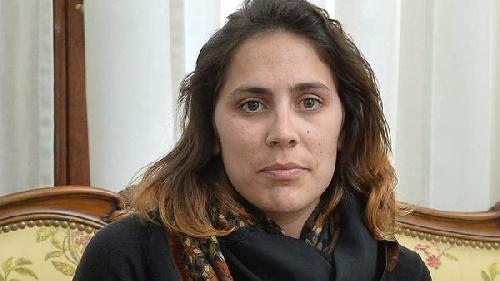 La titular de la Federación Universitaria, Josefina Mendoza, escribió una  crítica carta abierta dirigida a Roberto Baradel