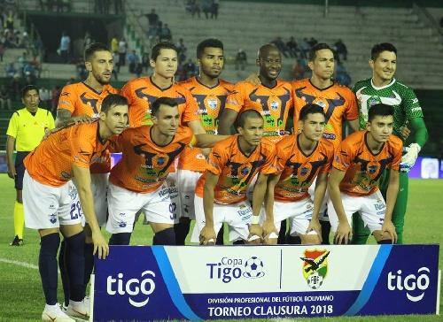 Futbol Boliviano - Martín Prost titular en Sport Boys ante el puntero Blooming.