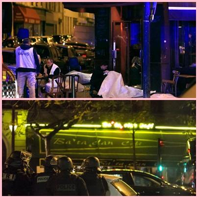 Horror en París - Francia de luto