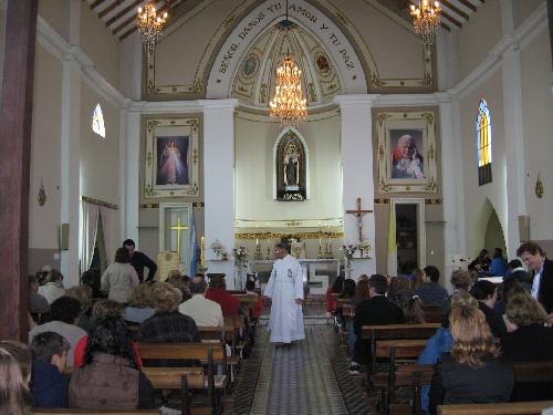 Miércoles de Ceniza en Saavedra - Cambios de horarios de misa