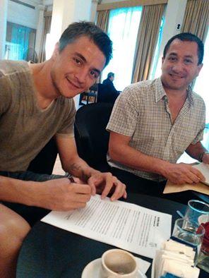 AFA Primera División - Leo González renovó contrato con Atlético Tucumán.