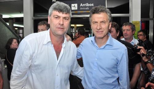 """Buryaile, el futuro ministro del agro de Macri:  """"Vamos a eliminar las retenciones"""""""