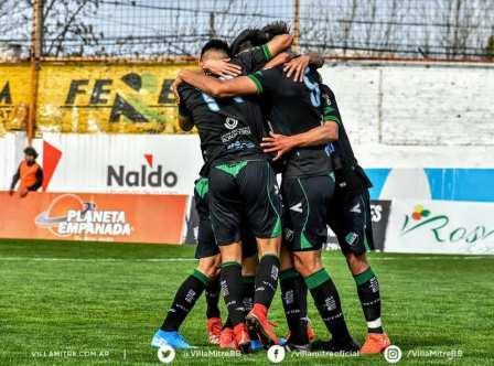 Liga del Sur - Villa Mitre venció a Sporting en el inicio de la 9na fecha.