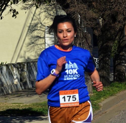 Atletismo - Yani Clair se impuso en la General Damas 5 K disputada en 30 de Agosto.