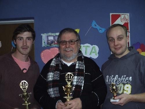 Pablo Etchepareborda gano el Prix de ajedrez en Darregueira