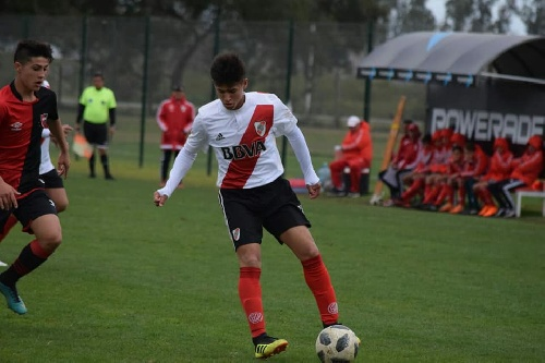 AFA - Inferiores - Con dos goles de Gabriel Mercado, River Plate superó a Newells en 9na.