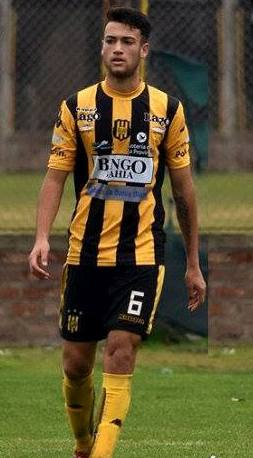 Afa División Reserva - El pigüense Nicolas Cabral fue titular en el empate de Olimpo ante River Plate.