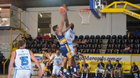 Liga Argentina - Racing de Chivilcoy no contó con De Pietro ante Atenas.