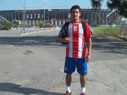 Federal B - Sebastian Blanco a un paso de arreglar con Deportivo Sarmiento para el torneo del interior.