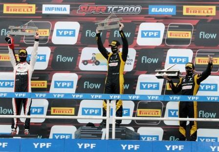 Super TC 2000 - Gran victoria de Ardusso en el autódromo capitalino.