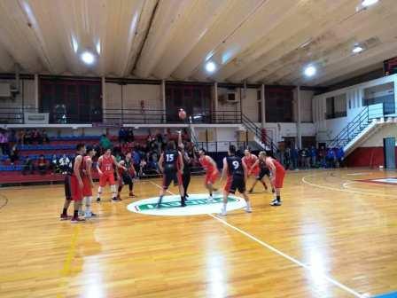 Basquet Valle Inferior - Villa Congreso dirigido por Fiorido recibió al fuerte Deportivo Patagones.