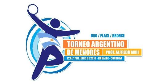 Handball Masculino - Victoria del elenco de la Asociación ante San Juan en Menores.