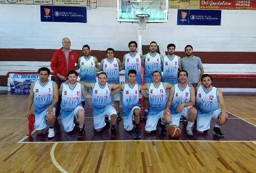 Basquet Sur Bonaerense - Pigüé Basquet ganó su primer juego ante Monte Basquet.