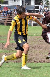 Liga del Sur - Ramiro Sánchez titular en la derrota de Olimpo ante Bella Vista.