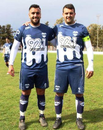 LRF - Chelo y Maxi Diel jugarán en Deportivo Rivera la presente temporada.