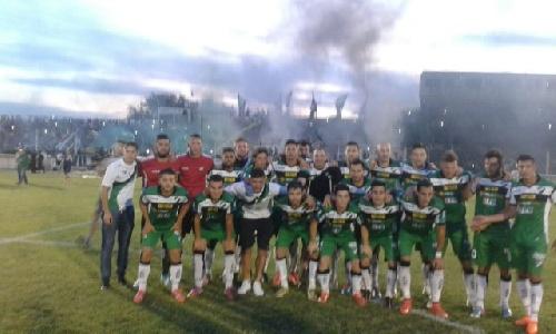 Federal B - Con un gol de Marcos Litre, Villa Mitre derrotó a Rivadavia y ascendió al Federal A.