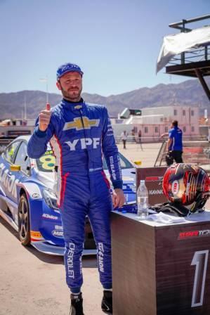 SuperTC2000 - Agustín Canapino volvió a celebrar con Chevrolet.
