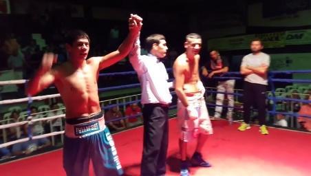 Boxeo - Superligero - Alfri Blanco cayó derrotado por puntos el sábado en Tandil.