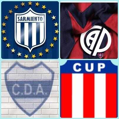 LRF - Sarmiento no detiene su andar, Argentino victorioso en Puán, Unión no pudo con Tiro en su reducto.