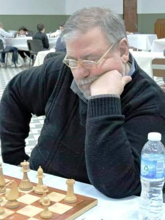 Ajedrez - Pablo Etchepareborda ganó el blitz del fin de semana.