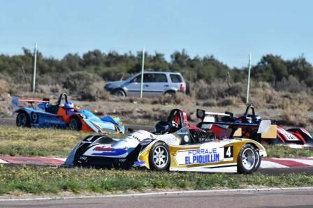Sport Prototipos - Abrumador dominio de Martín Zabalegui en el campeonato.