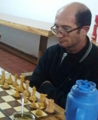 Ajedrez - Miguel Amadio se quedó con el Blitz de diciembre.