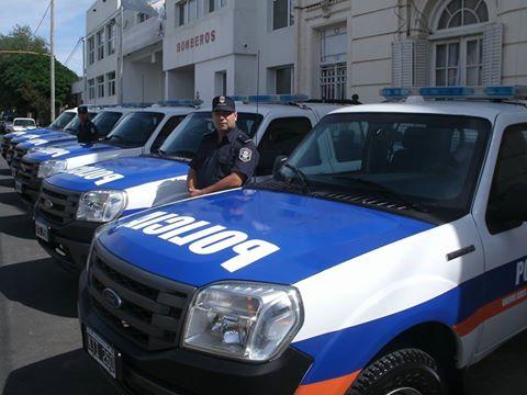 Parte de prensa policial de la Jefatura Distrital