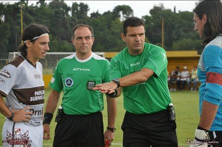 Primera B Metropolitana - Andres Prendel será asistente de Vigliano en el partido que Platense jugará con San Telmo.