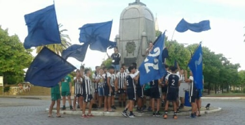 LRF - Inferiores - Sarmiento Campeón en 5ta división al vencer al Tiro puanense - San Martín de Carhué campeón en 8va.