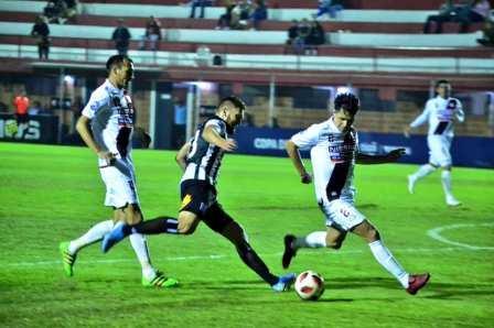 Fútbol Paraguayo - El equipo de Marcos Litre cayó como visitante en Asunción.
