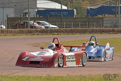 Sport Prototipos - Perrozzi y Kudina los ganadores del domingo en el Ciudad de Pigüé.