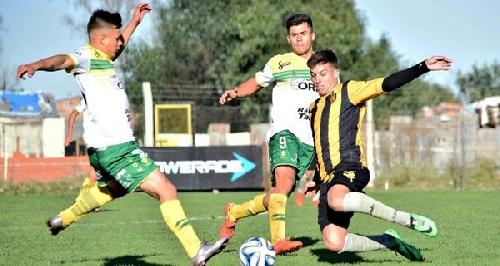 AFA - Inferiores - Otondo y Cabral titulares en Olimpo 5ta división en la derrota ante Defensa y Justicia.
