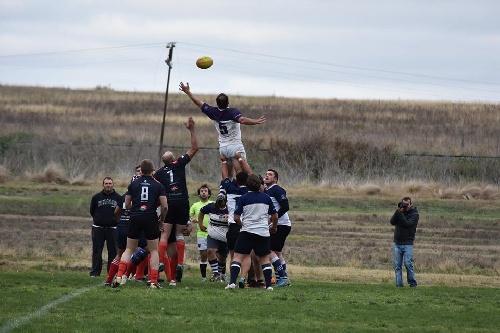 Club Sarmiento Rugby perdió ante San Agustín de Laprida