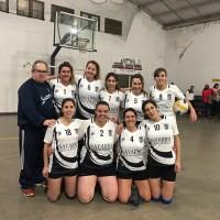 Voley Femenino - Victoria de Club Sarmiento y pase a la final.