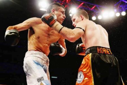 Boxeo - Alfredo Blanco se prepara para un probable combate en Estados Unidos.