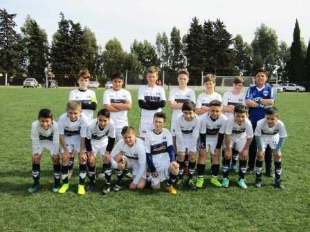 LRF - Inferiores - Deportivo Argentino junto a Sarmiento y Peñarol lideran en 8va.