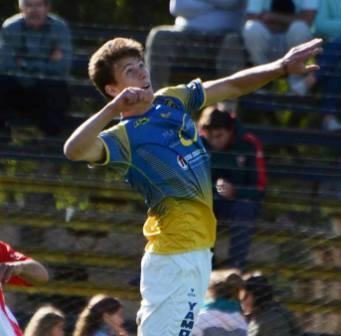 LRF - Maximiliano Graff de Boca Juniors lidera la tabla de goleadores en 1ra división.