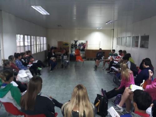 Jornada de capacitación y formación para docentes del programa escuelas abiertas de verano