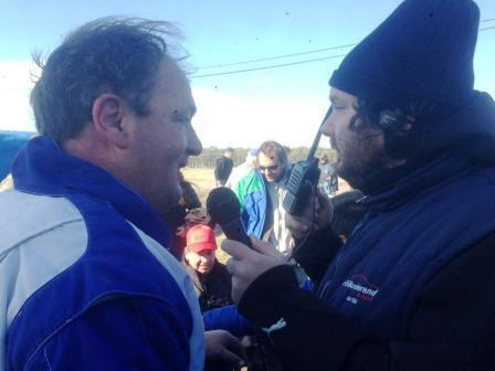 Tc del 40 Sudeste - Ruben Guarino buscará recuperarse en Laprida.